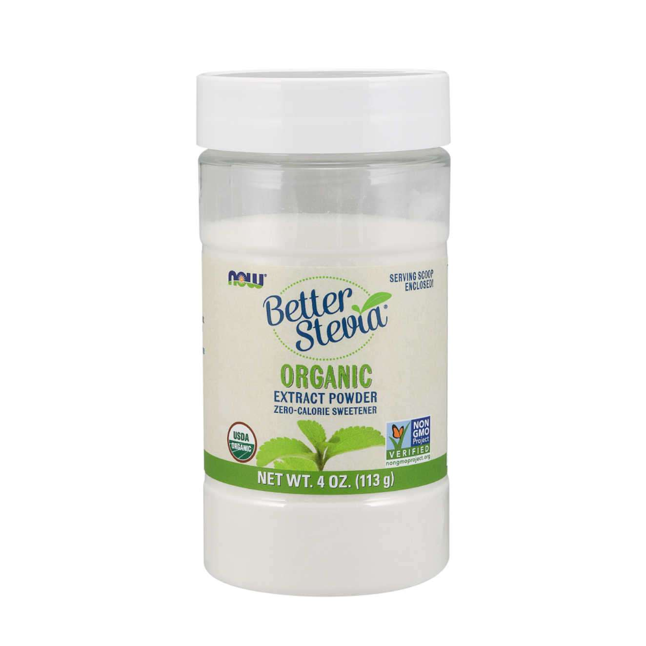BETTER STEVIA SWEETENER - 113g