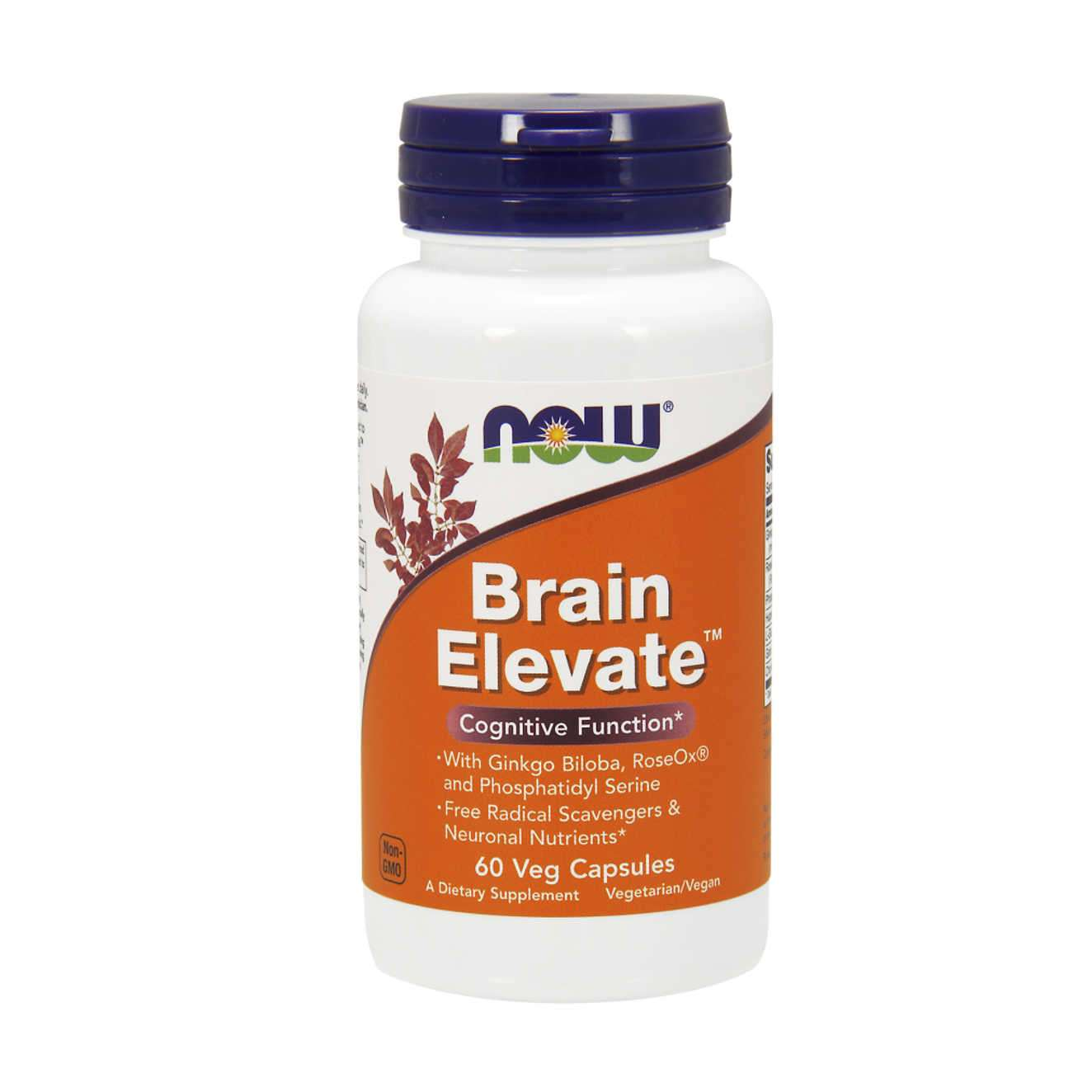 BRAIN ELEVATE FORMULA - 60 veg caps