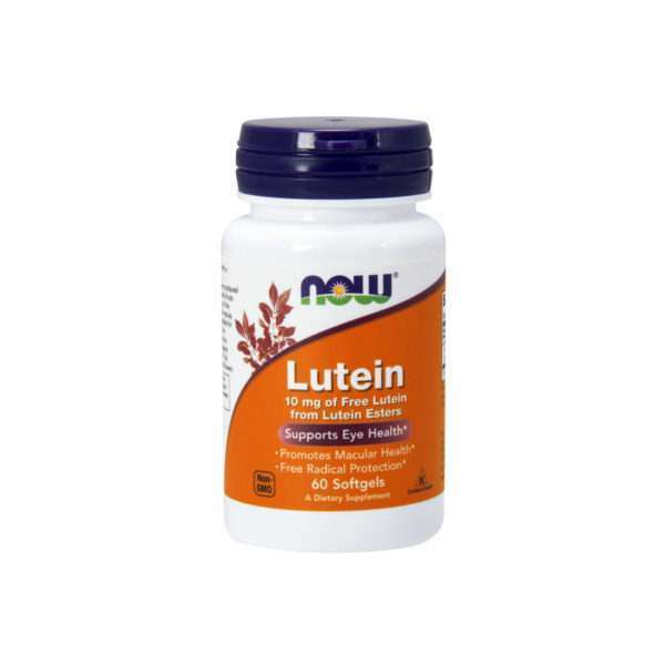 LUTEIN 10mg - 60 softgels