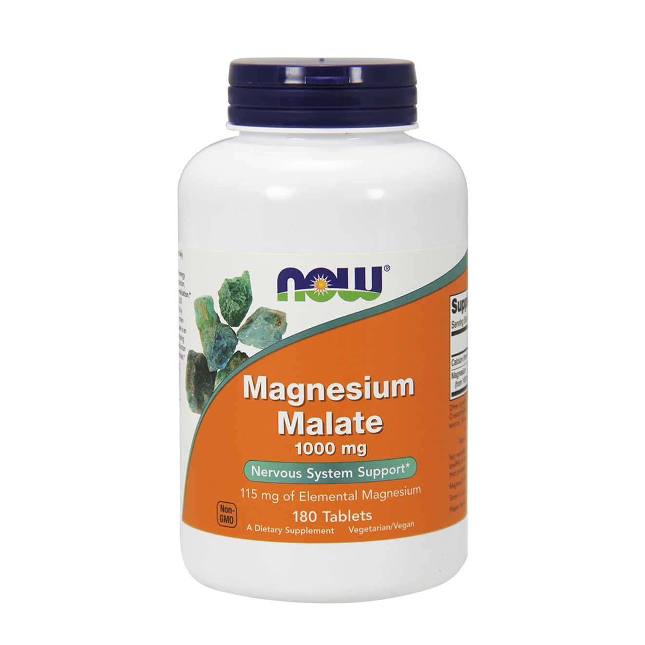 MAGNESIUM MALATE 1000mg - 180 tabs