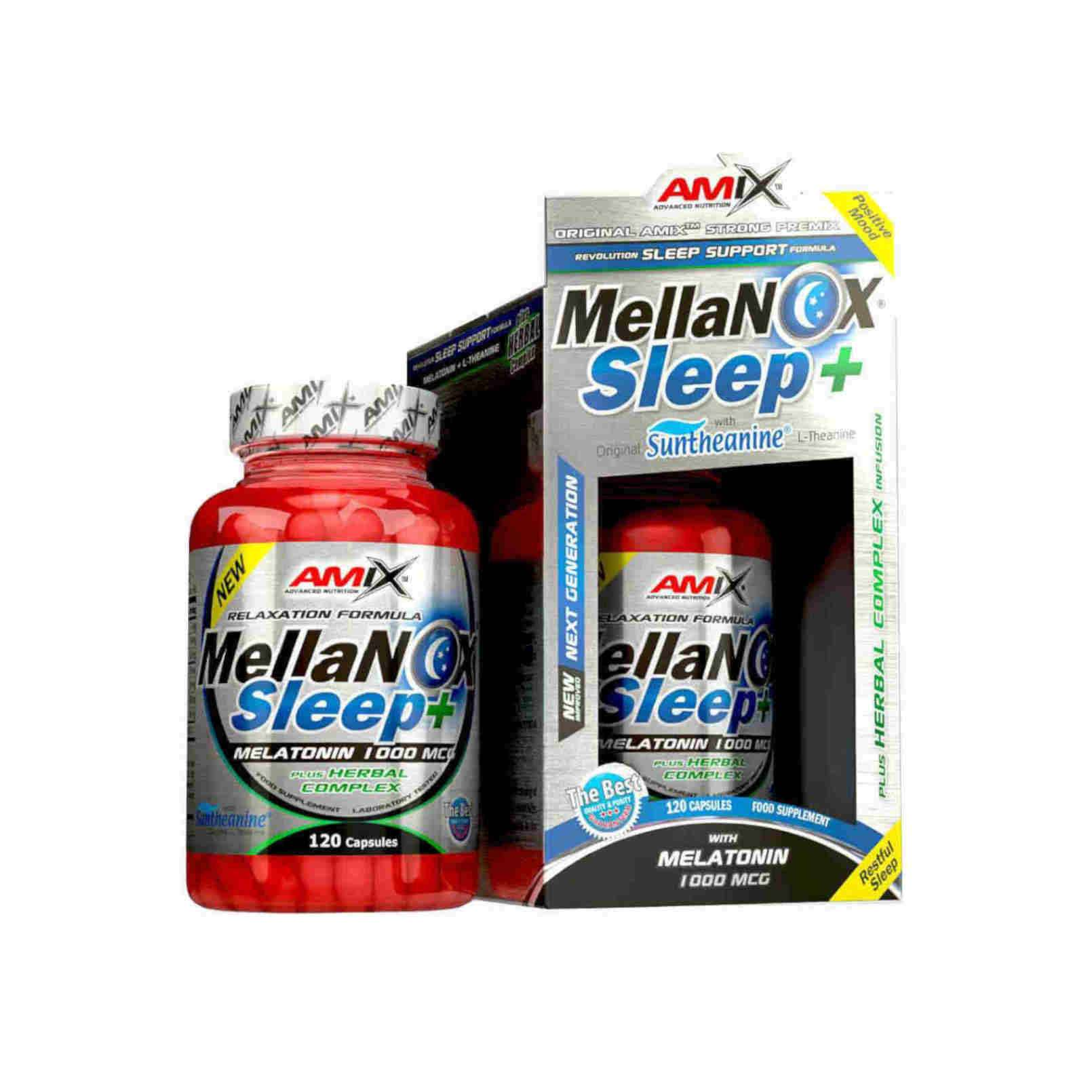 MELLANOX SLEEP  - 120 caps