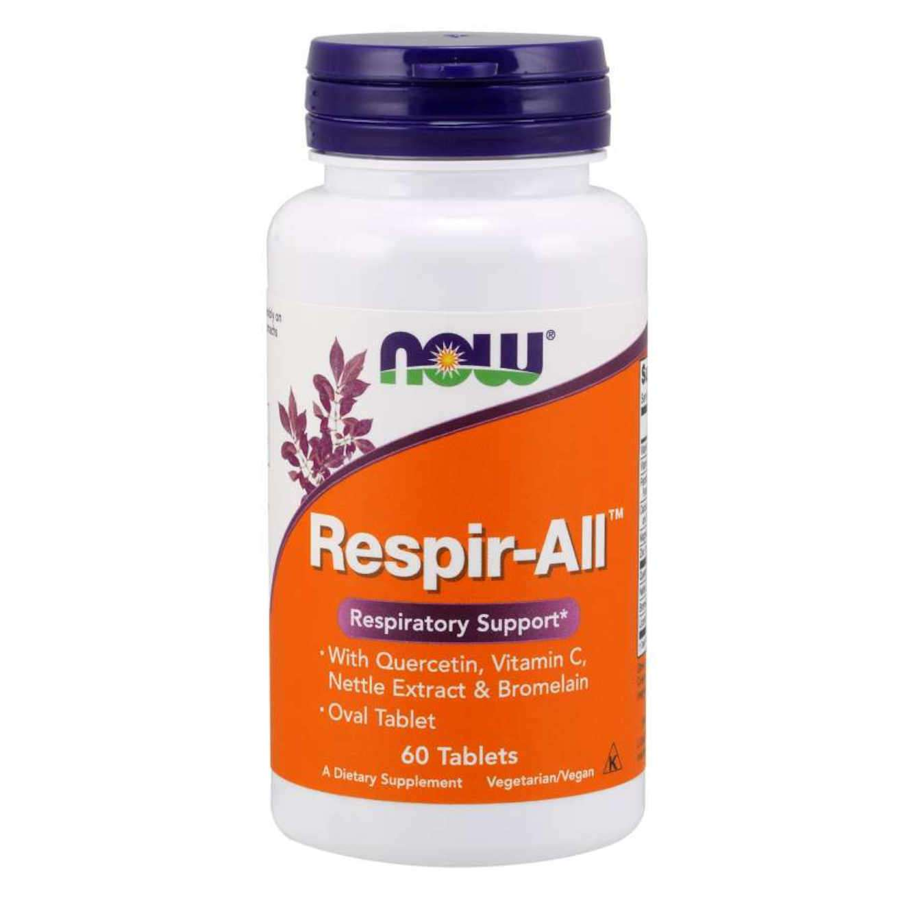 RESPIR-ALL™ - 60 tabs
