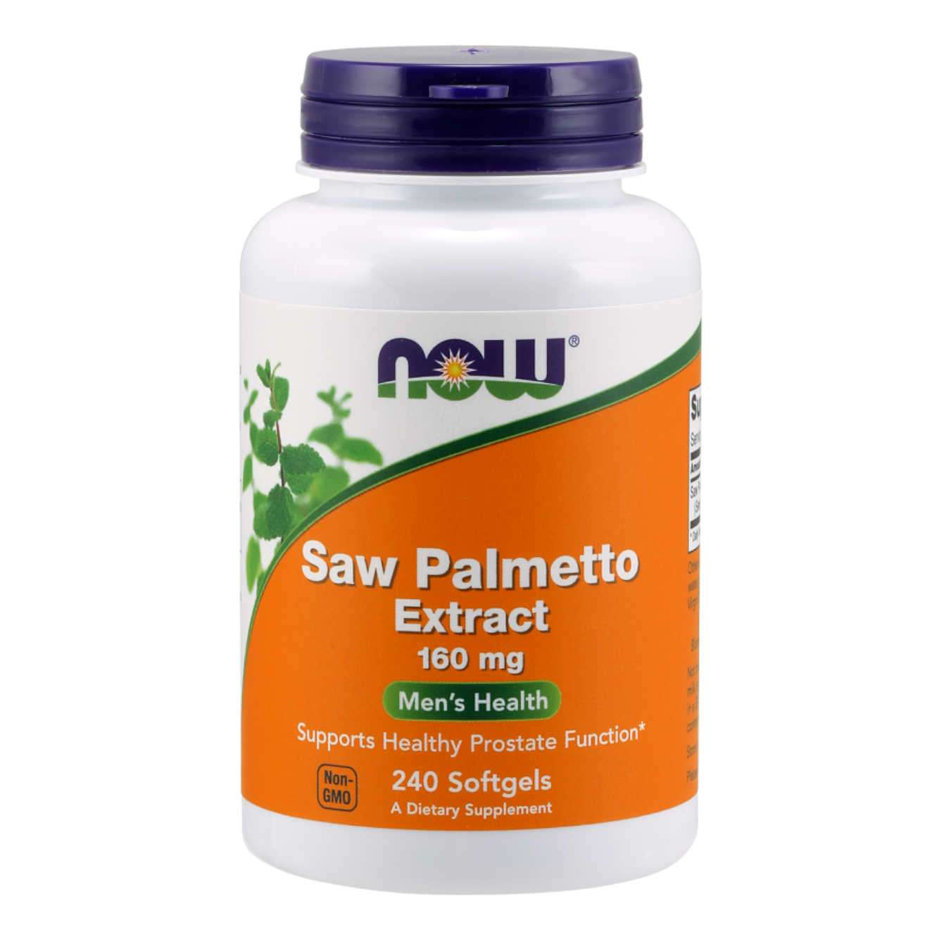 SAW PALMETTO EXTRACT 85% 160mg