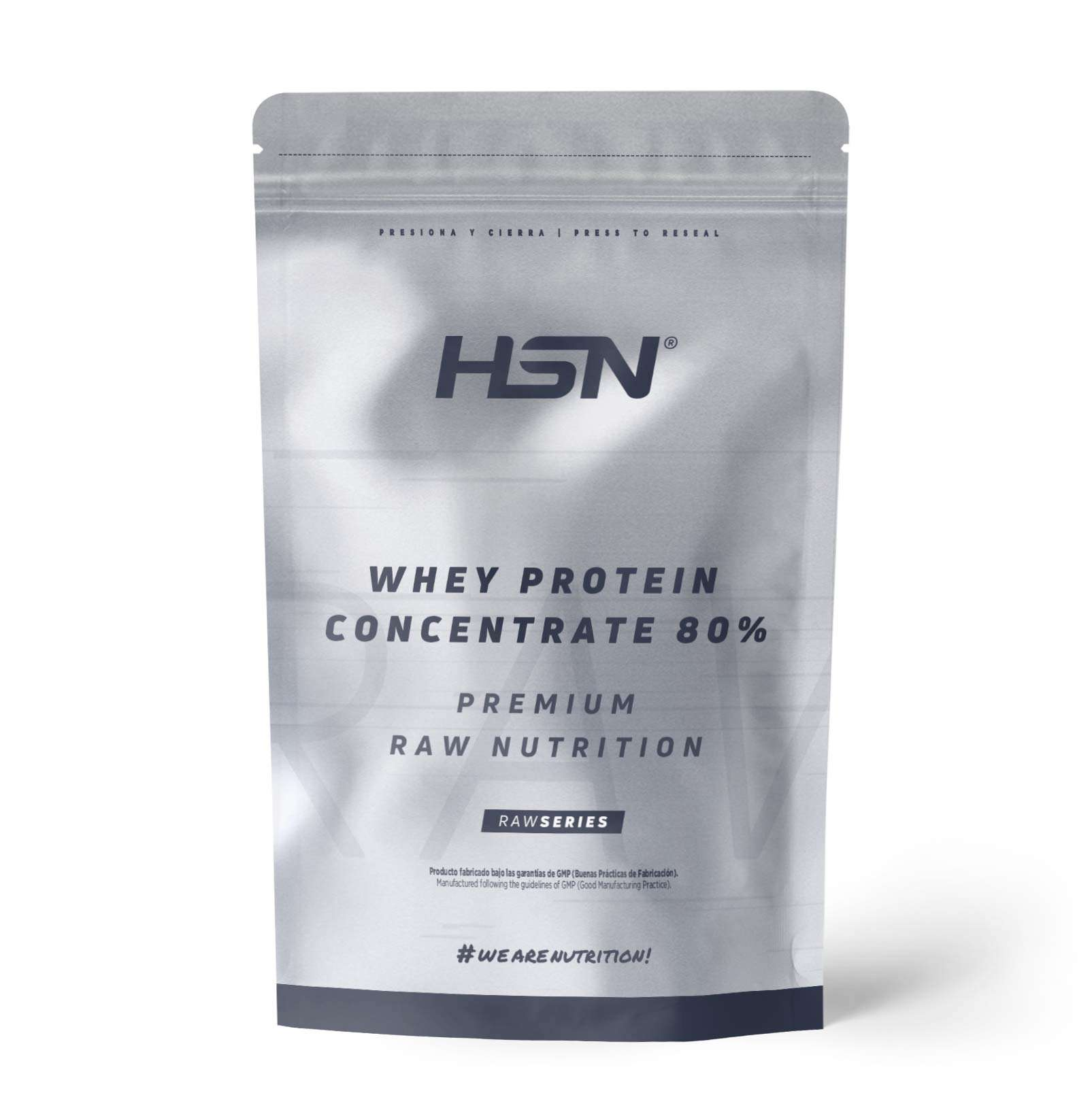 WHEY PROTEIN CONCENTRATE 80% 2.0