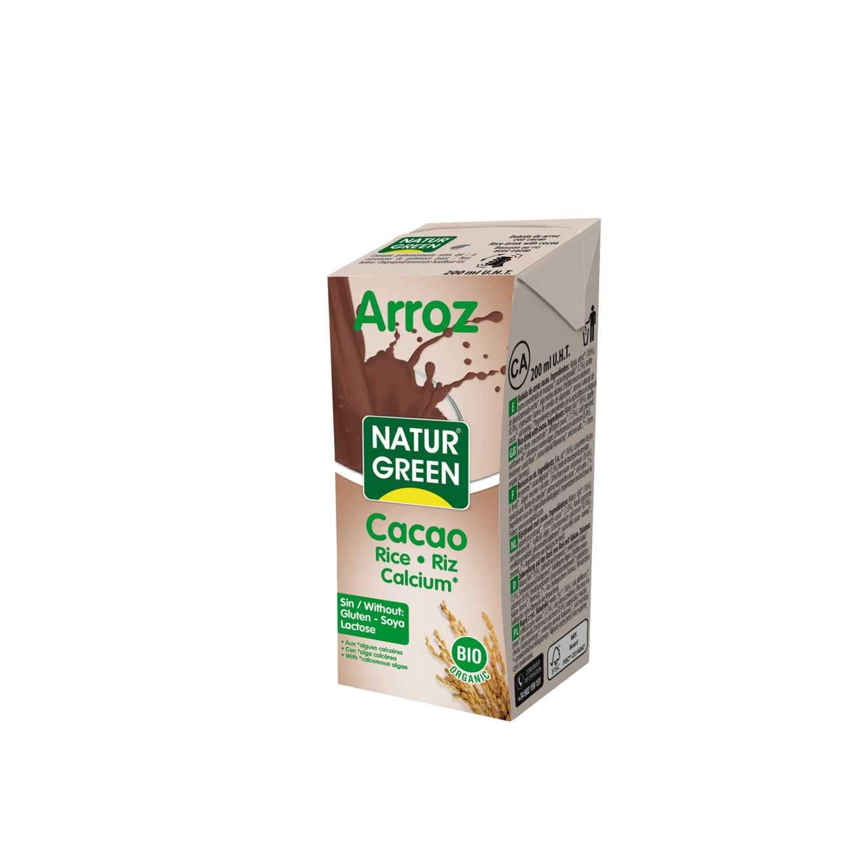 RISO CACAO BIO - 200ml
