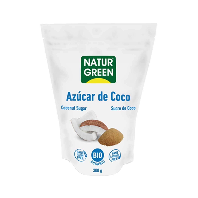 ZUCCHERO DI COCCO BIO - 300g