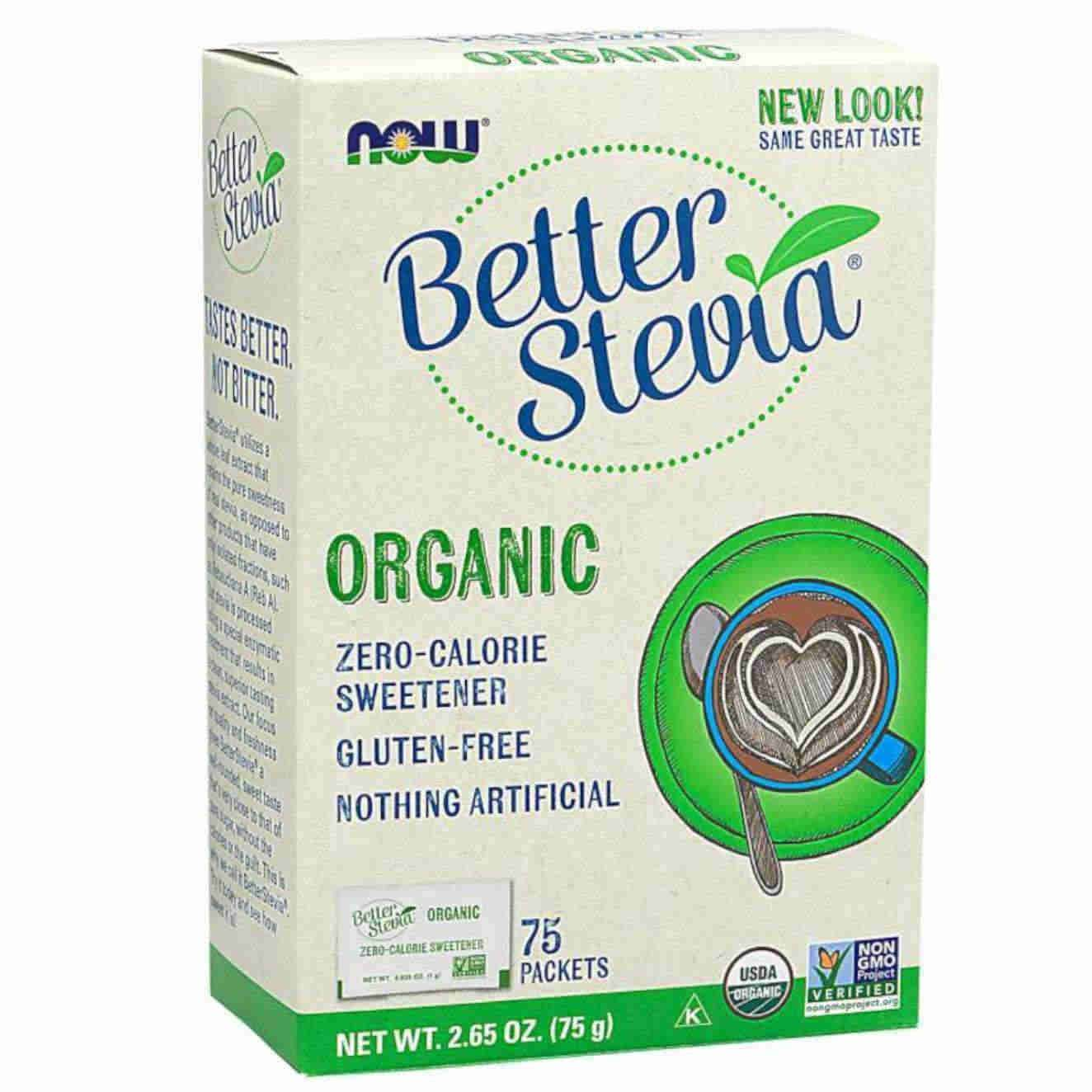 BETTER STEVIA® DOLCIFICANTE - 75 bustine