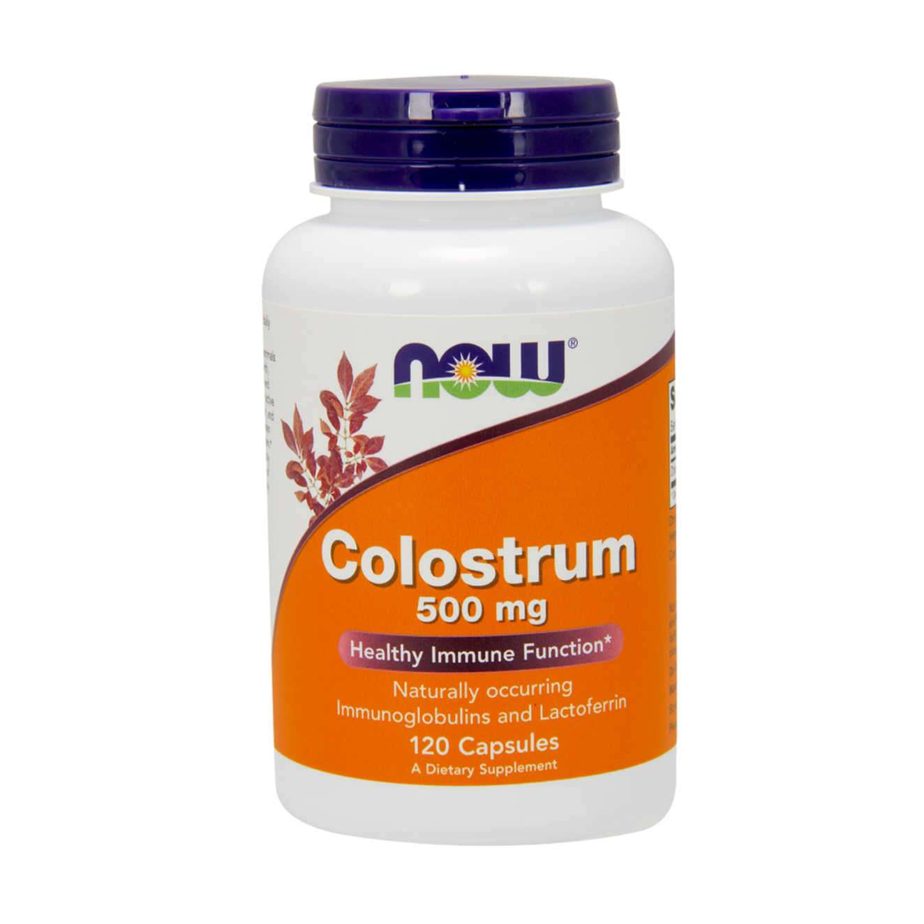 COLOSTRUM 500mg - 120 veg caps