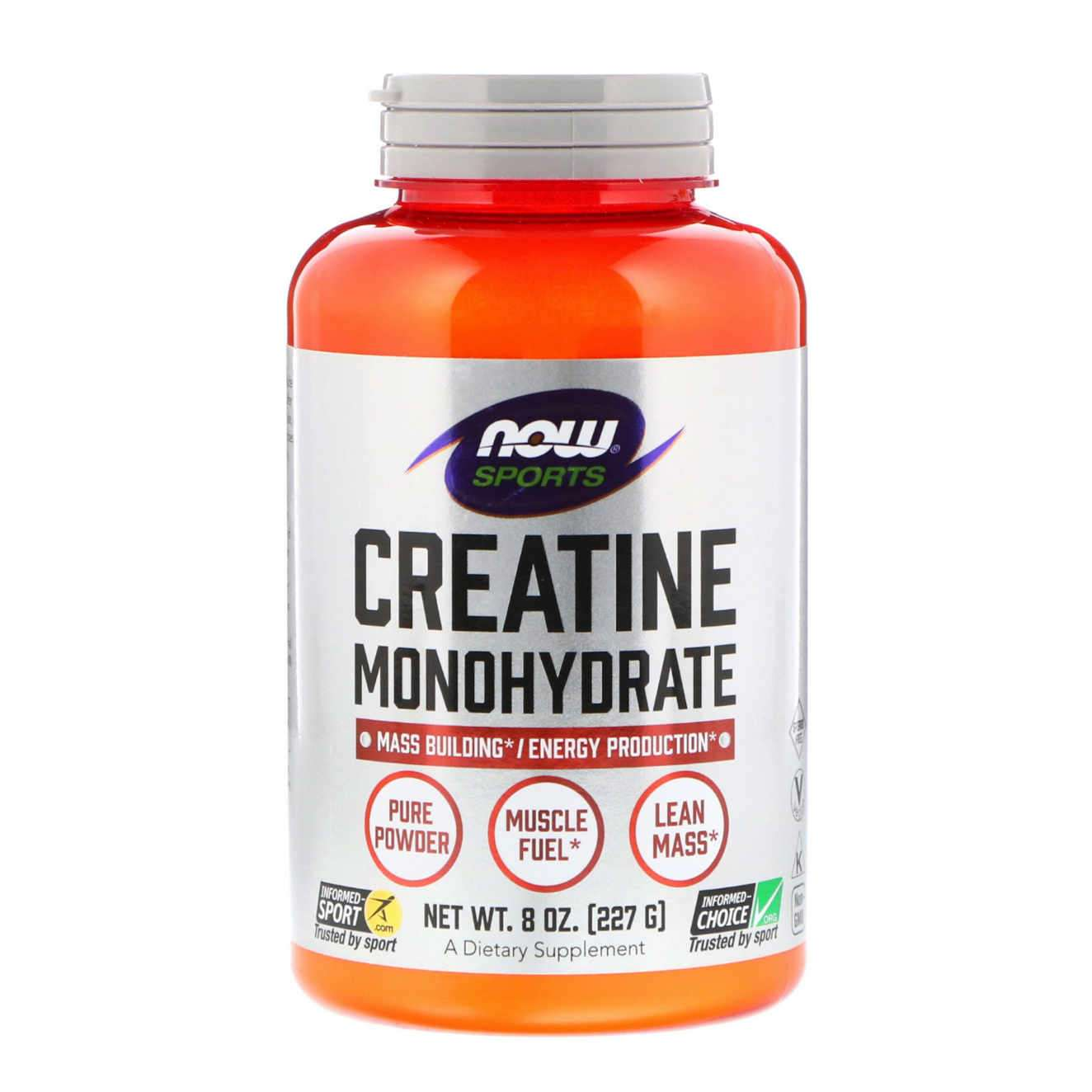 CREATINA MONOIDRATO IN POLVERE - 227g