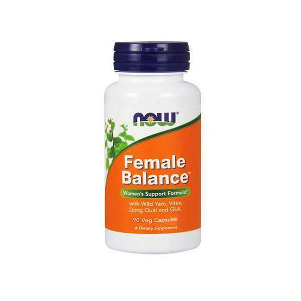 FEMALE BALANCE - 90 veg caps