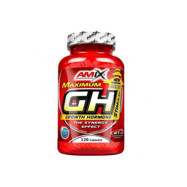 MAXIMUM GH STIMULANT - 120 caps
