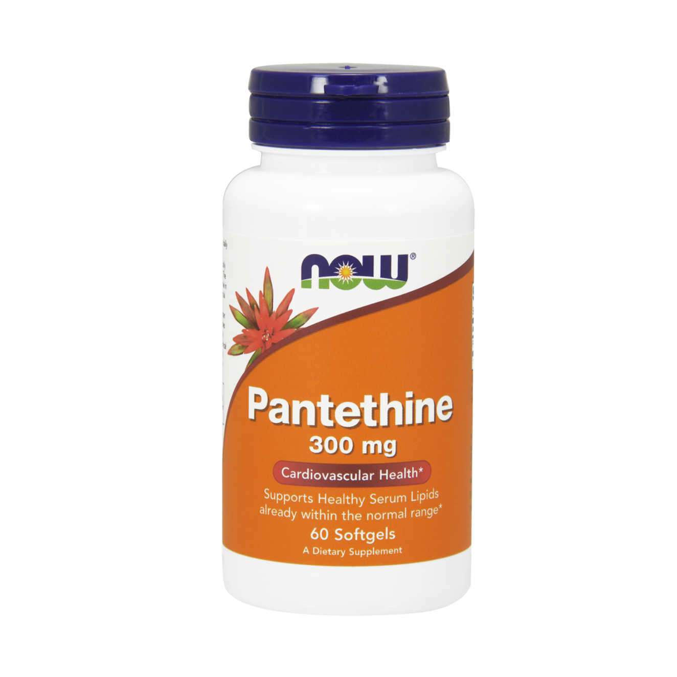 PANTETHINE 300mg - 60 softgels