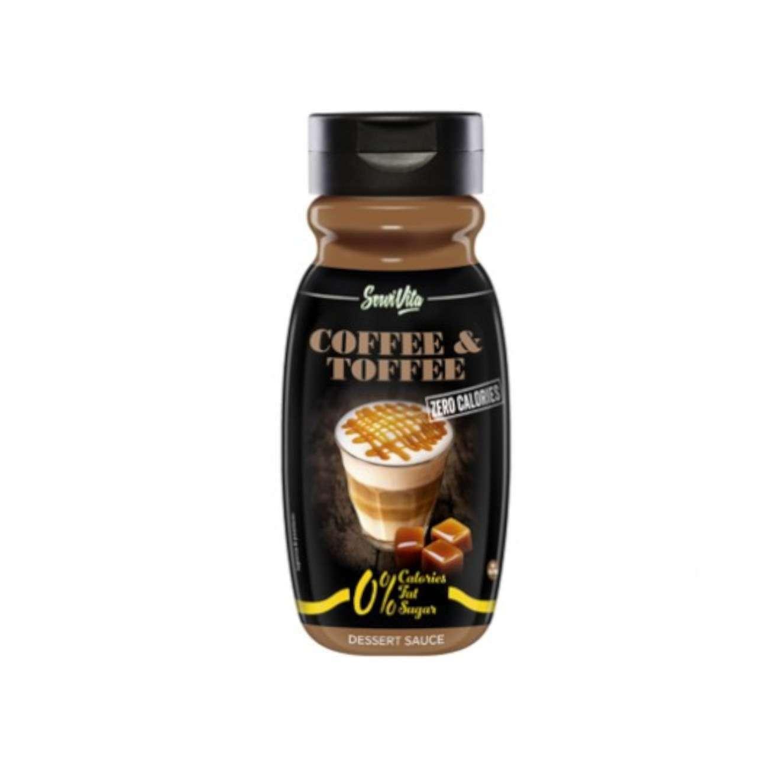 SERVIVITA SCIROPPO CAFFÈ E CARAMELLO ZERO CALORIES - 320ml