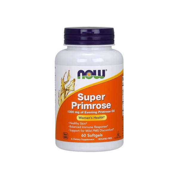 SUPER PRIMROSE 1300mg - 60 softgels
