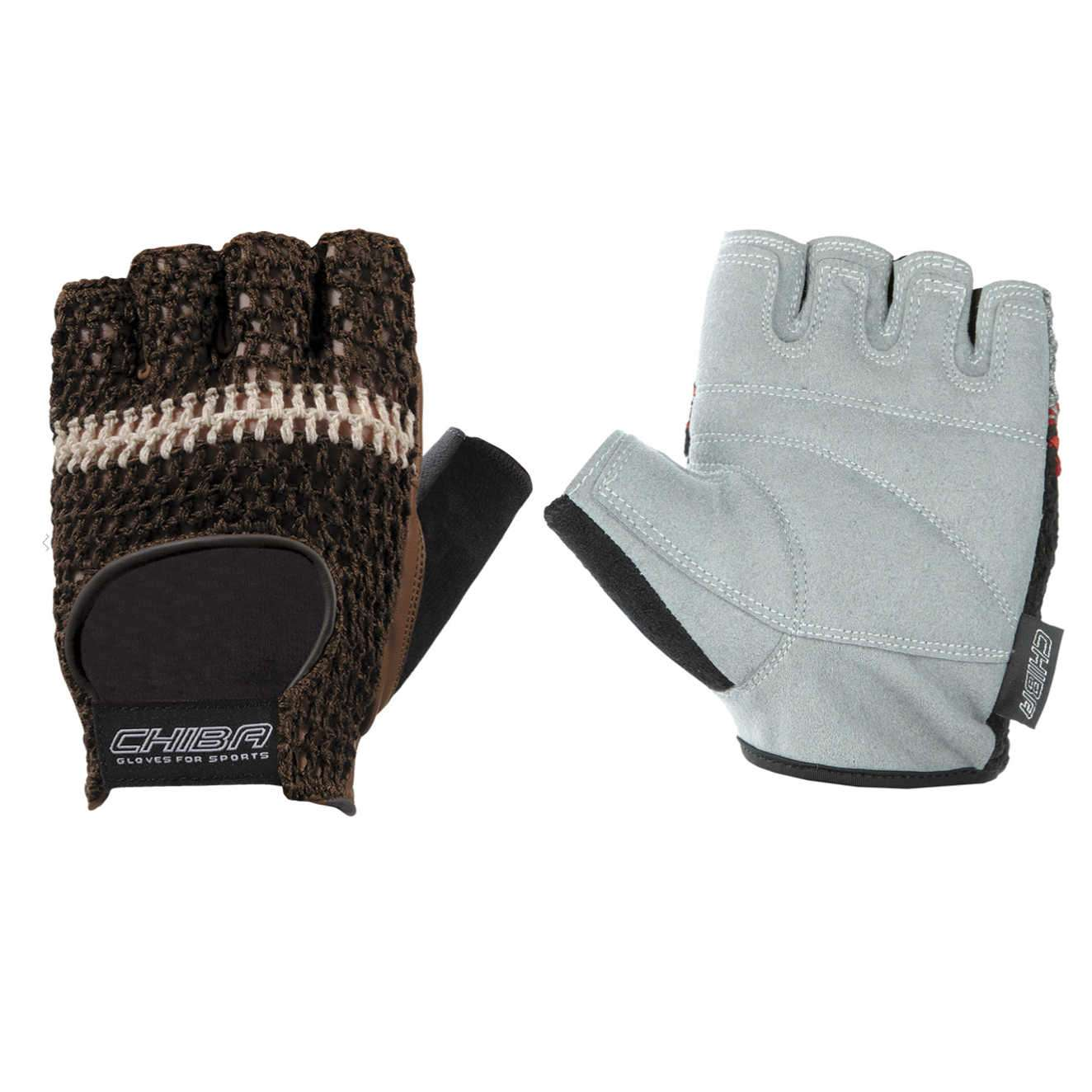 ATHLETIC GLOVES NOIR