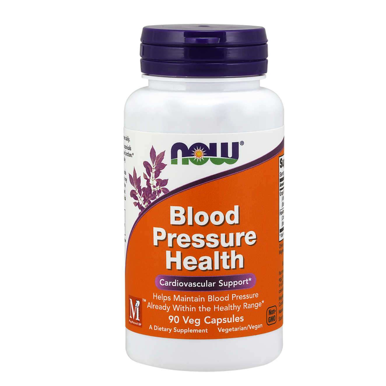 BLOOD PRESSURE HEALTH - 90 veg caps