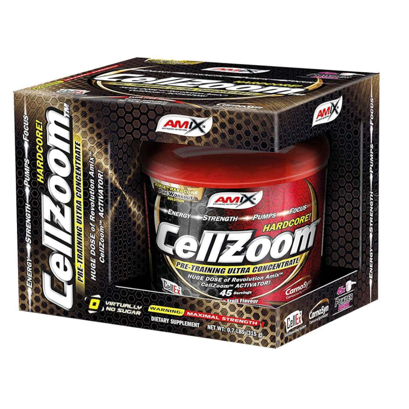 CELLZOOM - 315g