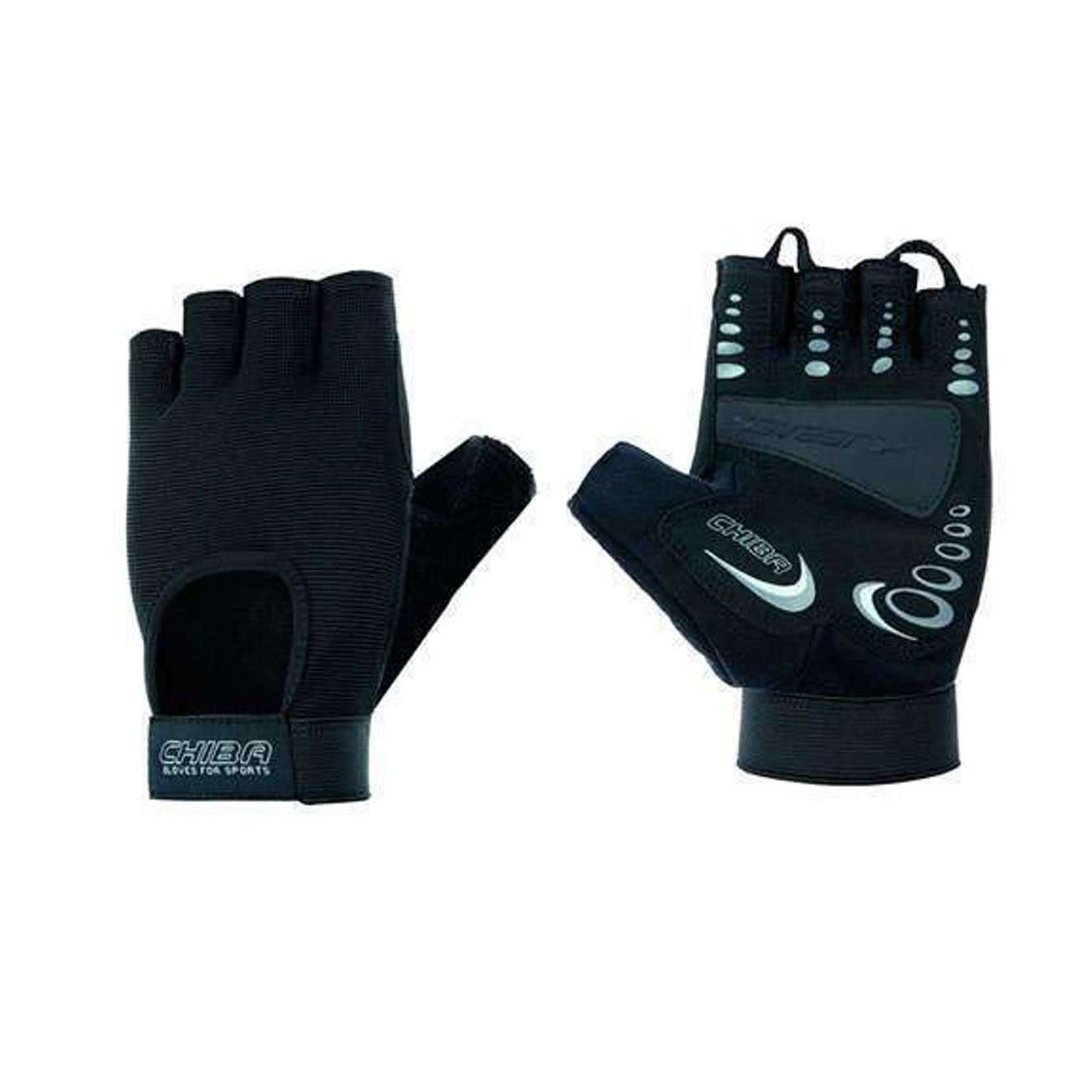 FIT GLOVES NOIR