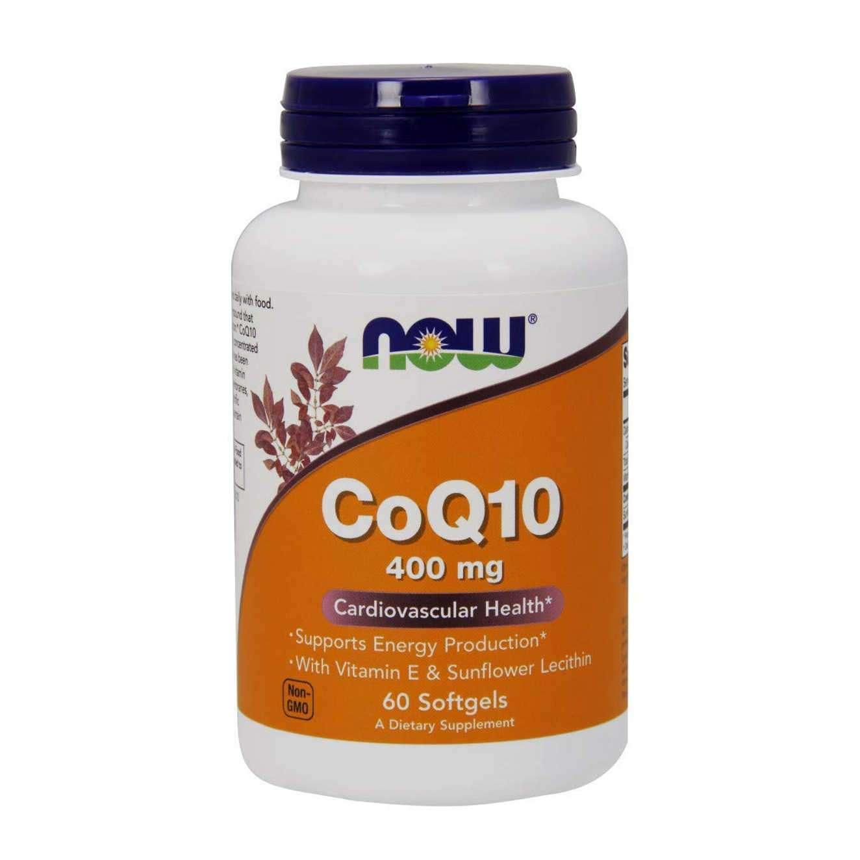 CO-Q10 400mg - 60 gélules Molles