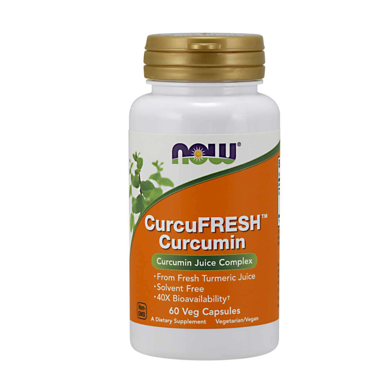 CURCUFRESH CURCUMIN - 60 veg caps