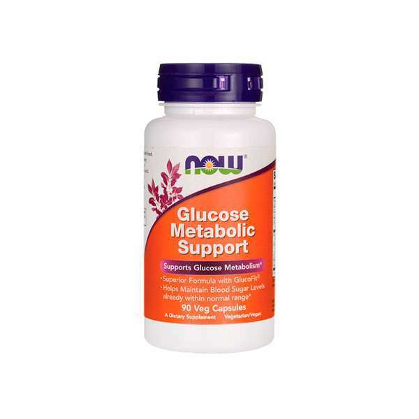 GLUCOSE SUPPORT METABOLIC - 90 caps veg