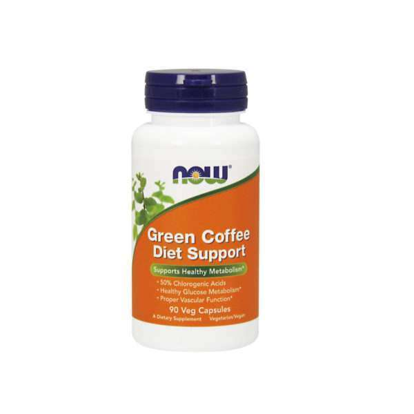 GREEN COFFEE DIET SUPPORT - 90 gel veg