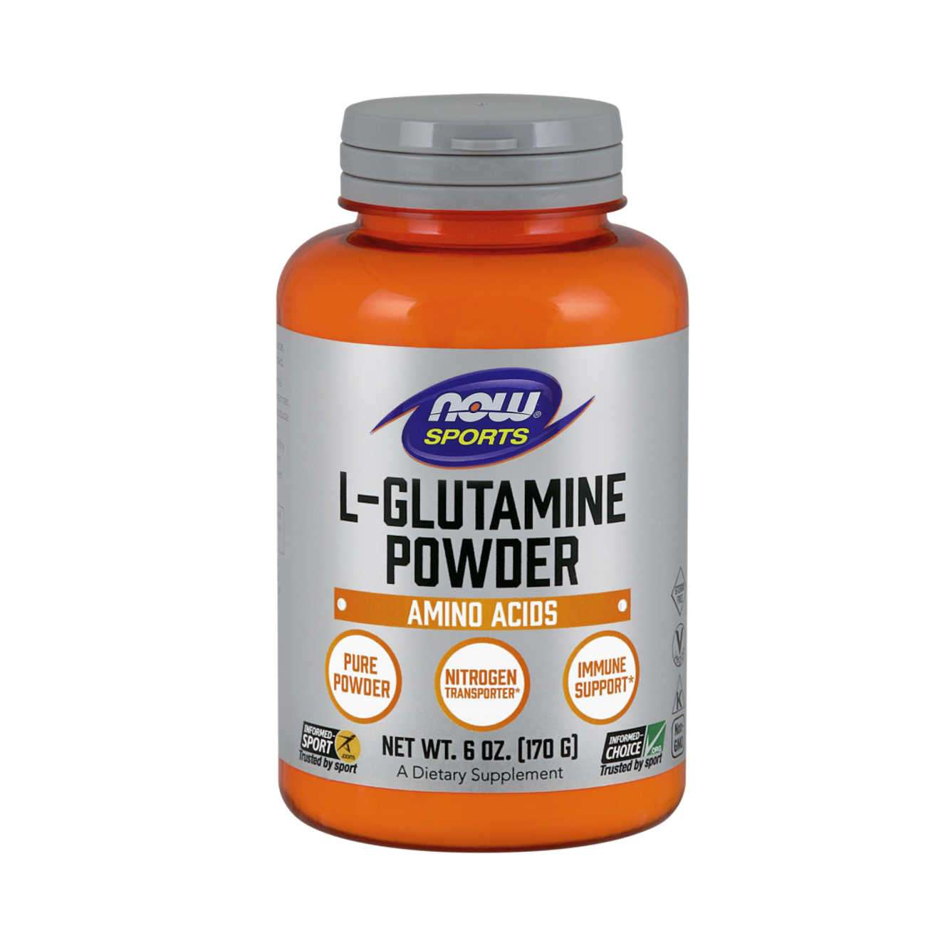 L-GLUTAMINE POWDER - 170g