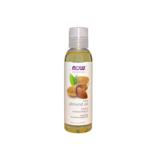 SWEET ALMOND OIL - 118ml