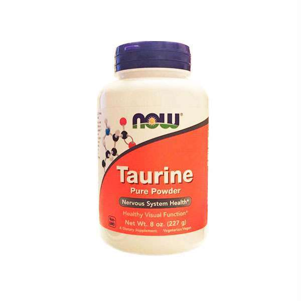 TAURINE 100% PURE POWDER 227g