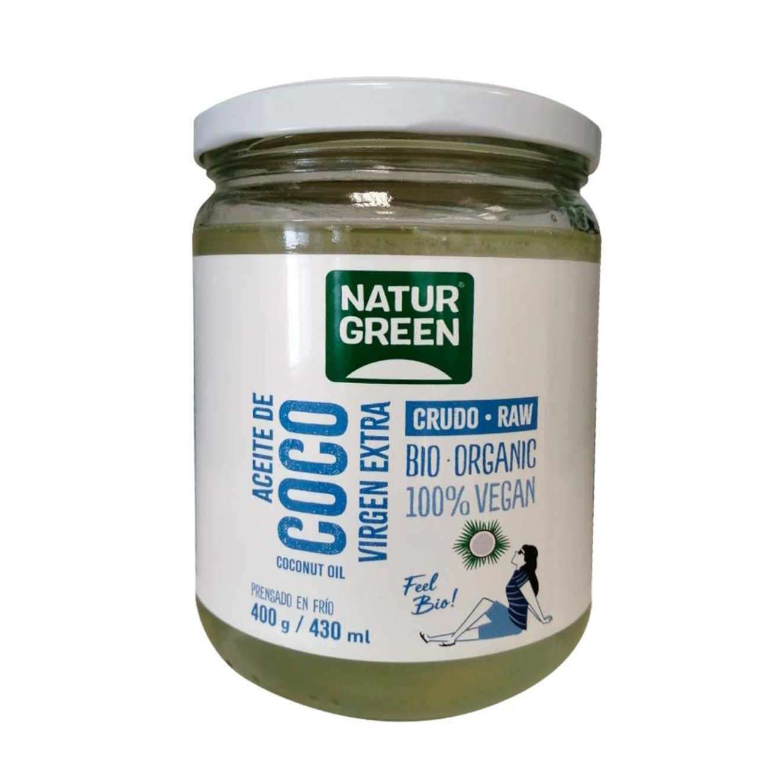 KOKOSÖL NATIV 430 ml / 400 g