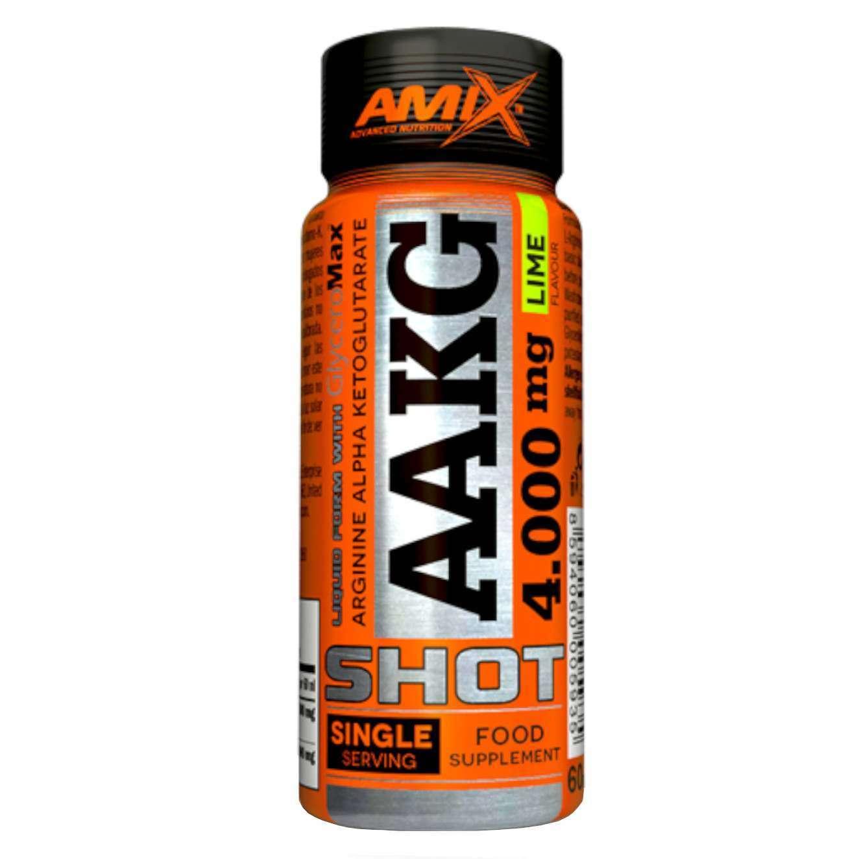 AAKG SHOT 4000 mg 60 ml LIMETTE
