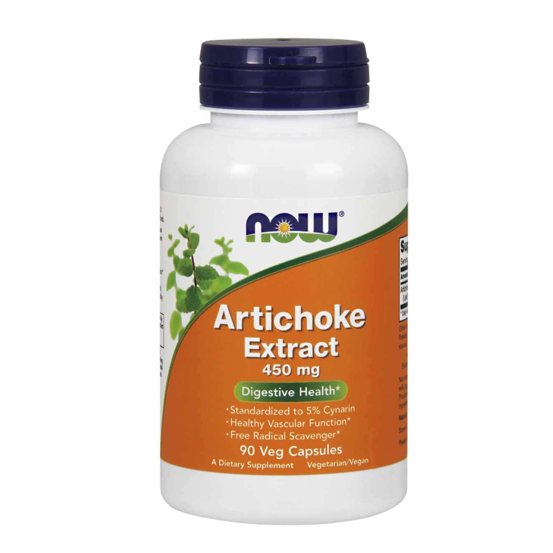 ARTISCHOCKENEXTRAKT 450 mg - 90 veg caps