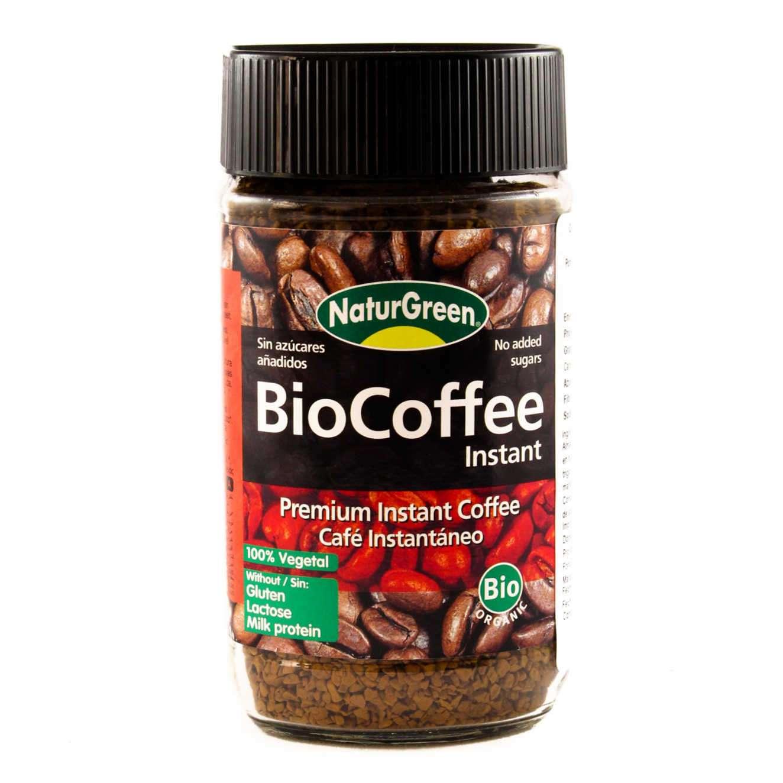 BIOCOFFEE INSTANT - 100 g