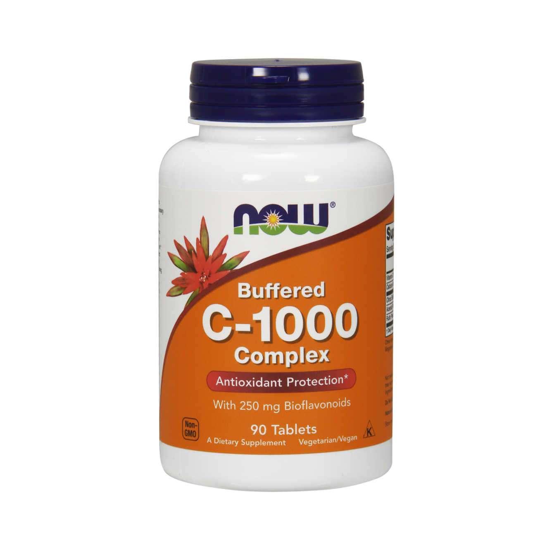 VITAMIN C COMPLEX 1000 mg - 90 tabs