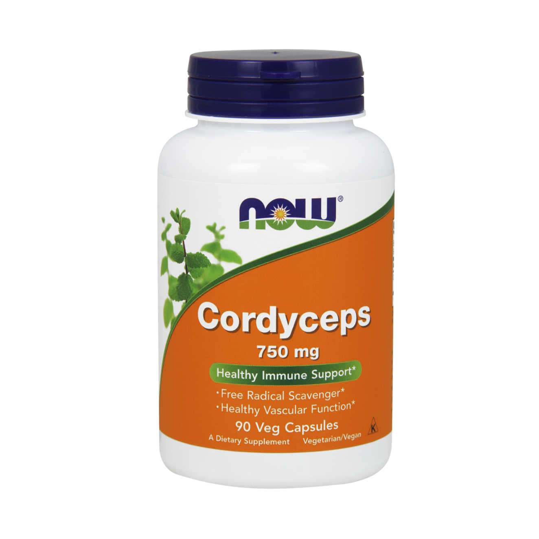CORDYCEPS 750 mg - 90 veg caps