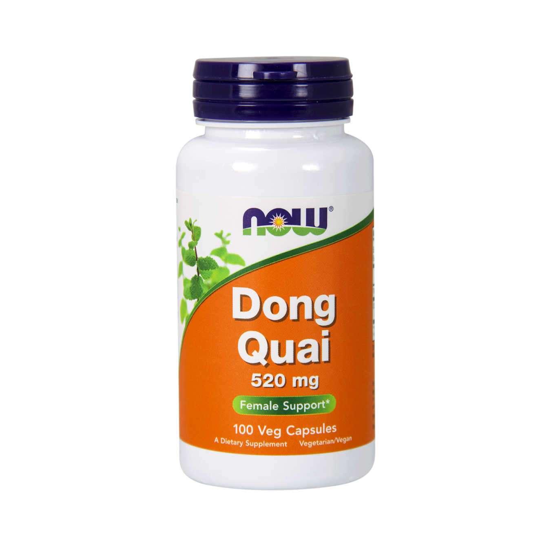 DONG QUAI 520 mg - 100 veg caps