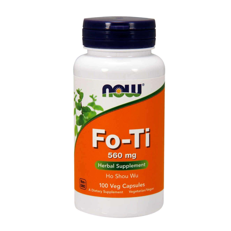 FO-TI 560 mg - 100 veg caps