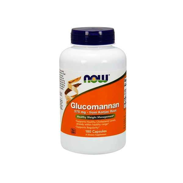 GLUCOMANNAN 575 mg - 180 caps