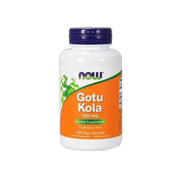 GOTU KOLA 450 mg - 100 veg caps