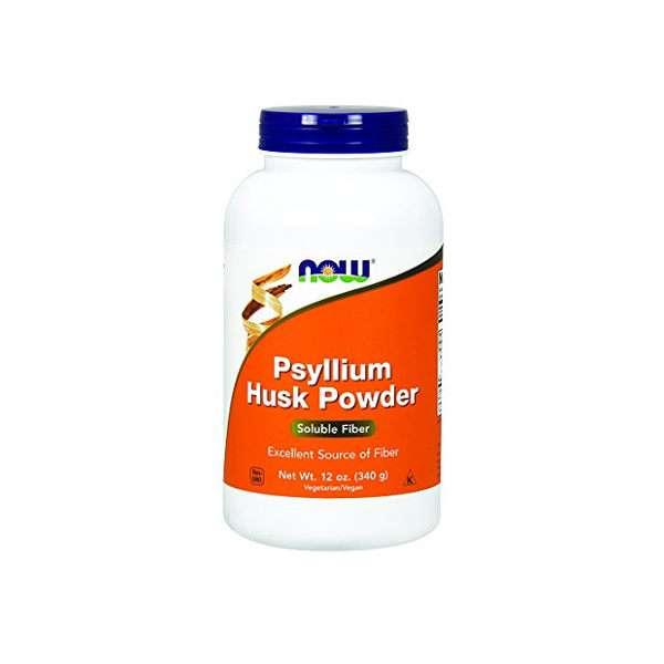 PSYLLIUM HUSK PULVER - 340 g