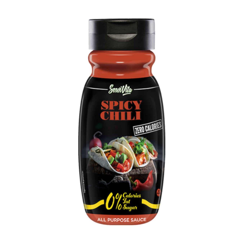 SERVIVITA SCHARFE CHILI SAUCE - 320 ml