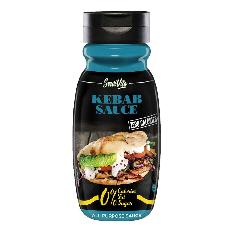 SERVIVITA ZERO CALORIE KEBAB SAUCE - 320 ml