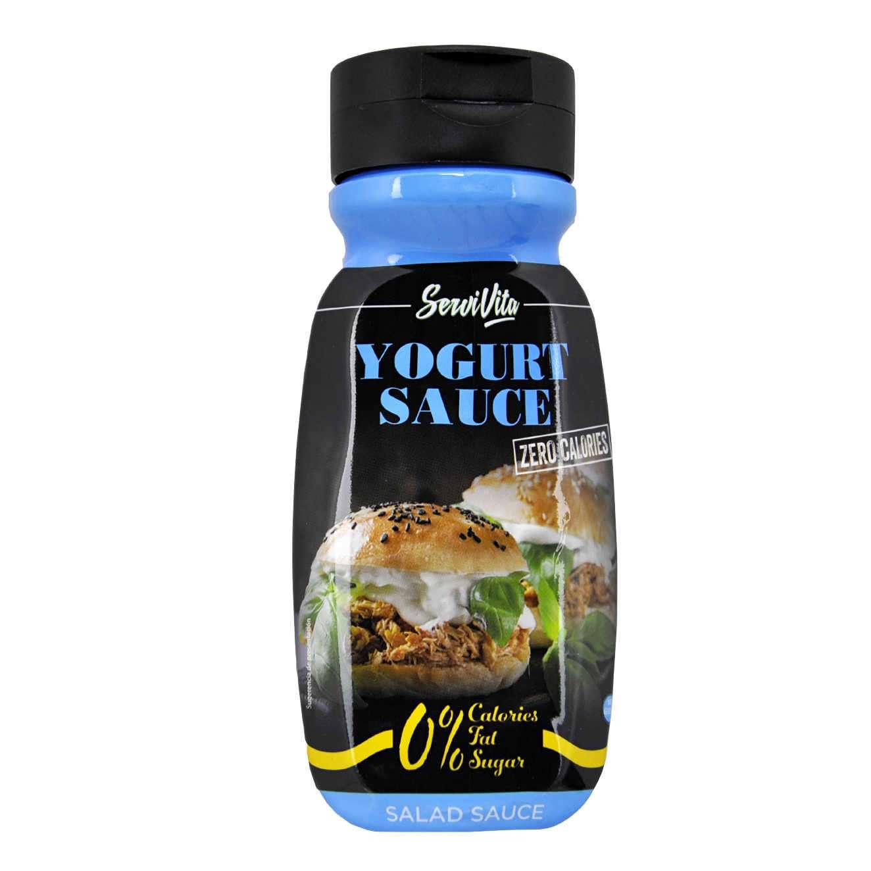 SERVIVITA ZERO CALORIE JOGHURTSAUCE - 320 ml