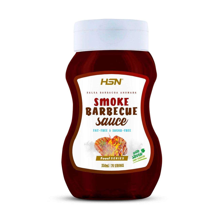 SMOKE-BARBECUE-SAUCE - 350 ml