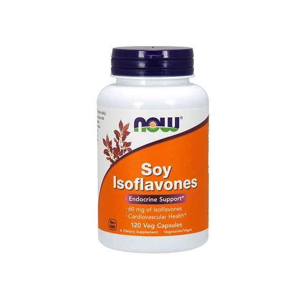 SOJA-ISOFLAVONE 150 mg - 120 veg caps