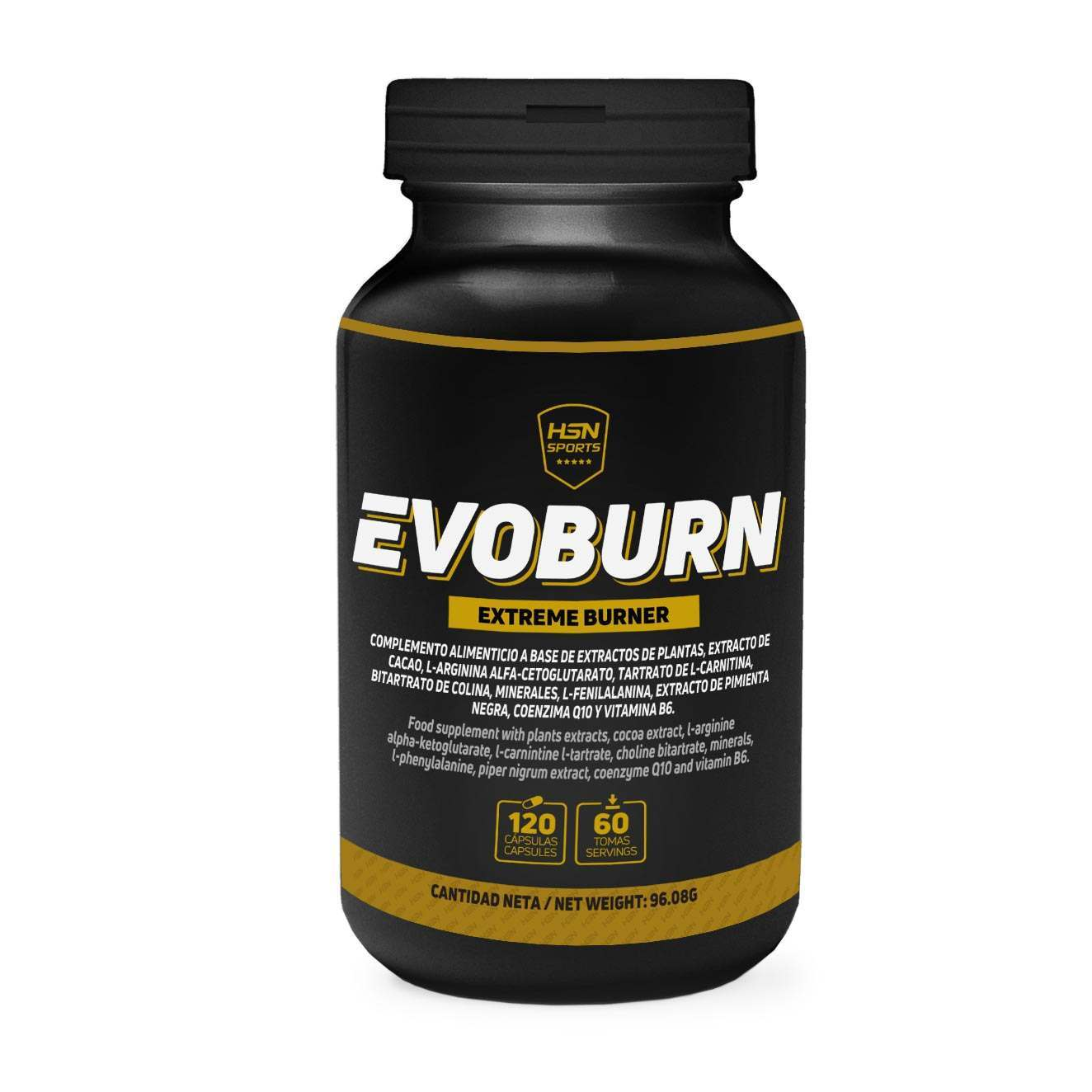 Evoburn 120caps HSN Sports