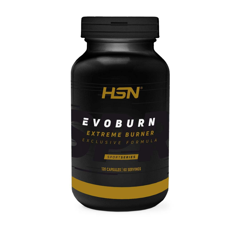 Evoburn 120caps HSNsports