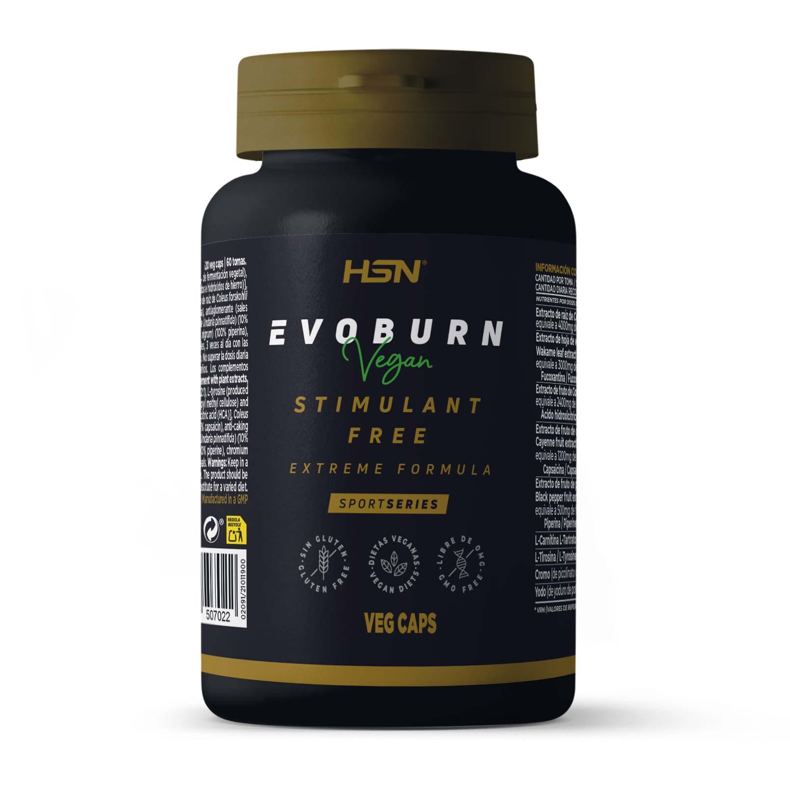 Evoburn 120caps Sport Series