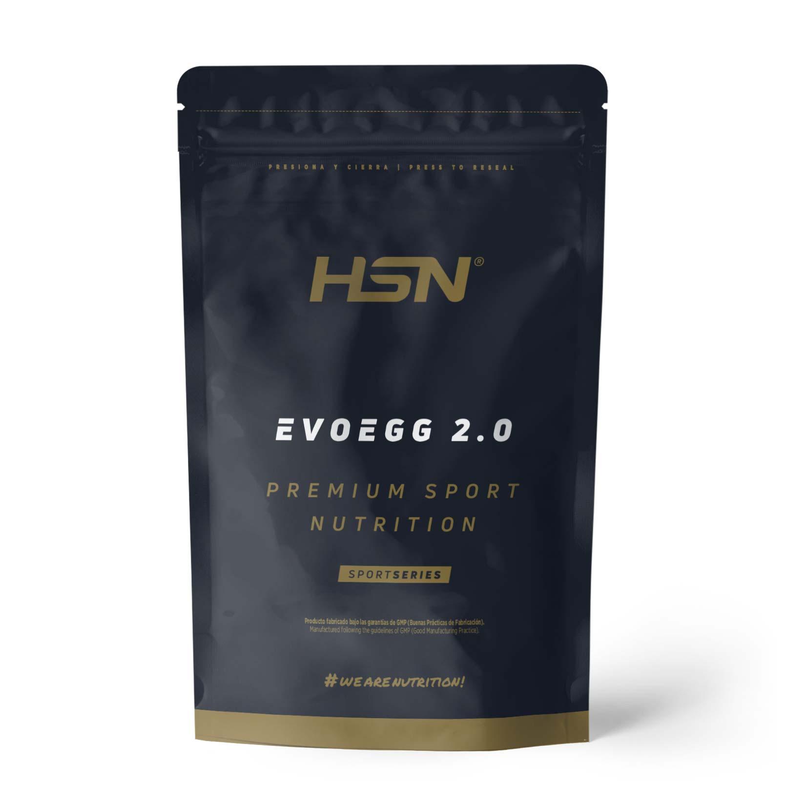 Evoegg 2.0 (Albumina de ovo)