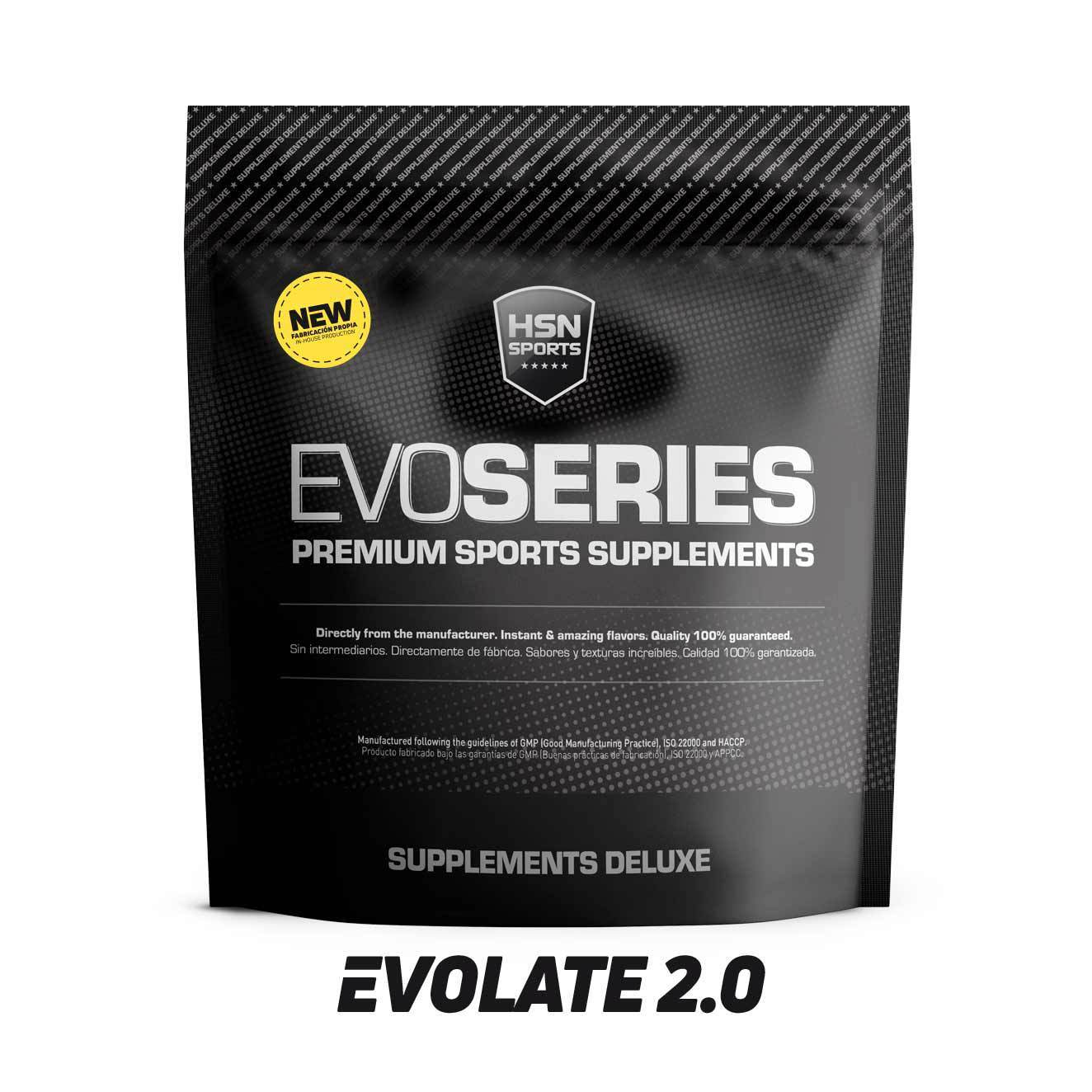 Evolate 2.0 (Whey Isolate CFM)